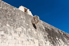 Ancient Mayan city - Chichen Itza Royalty Free Stock Photography
