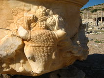 Free Ancient Ruins Of The Mediterranean, Temples, Colonnades Stock Photography - 80154792