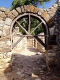 Ancient ruins of Olimpos Royalty Free Stock Image