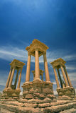 The ancient ruins of Palmyra Stock Photography