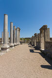 Ancient ruins of Perge. Stock Photos
