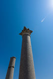 Ancient ruins of Perge Royalty Free Stock Image