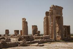 Ancient ruins, persepolis, iran Stock Photos