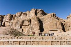 Ancient ruins of Persepolis, Iran Stock Image