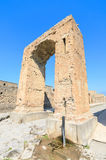 Ancient ruins of Pompeii, Italy. Royalty Free Stock Photos