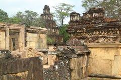 Ancient ruins in Sri Lanka Royalty Free Stock Image