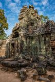 Ta Som temple in Angkor Wat complex, Cambodia, Asia stock photos