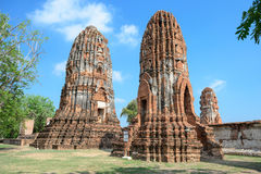 Ancient ruins,Thailand Stock Image