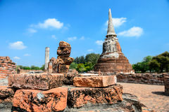 Ancient ruins,Thailand Royalty Free Stock Image