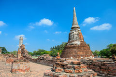 Ancient ruins,Thailand Royalty Free Stock Photography