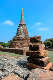 Ancient ruins,Thailand Royalty Free Stock Photos