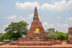 Ancient ruins,Thailand Royalty Free Stock Photo