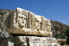 Ancient ruins. Royalty Free Stock Photography