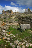 Morocco, Volubilis Royalty Free Stock Images