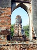 Ancient ruins - wat phra sri rattana mahathat lop buri Royalty Free Stock Photography