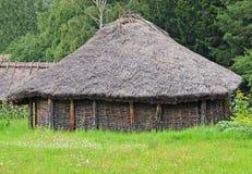 Ancient rural barn Stock Photo