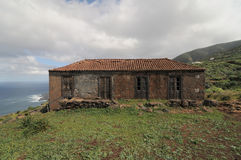 Ancient Rural House Royalty Free Stock Photo