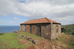Ancient Rural House Royalty Free Stock Image