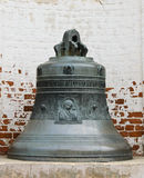 Ancient Russia Orthodox bell Royalty Free Stock Photography