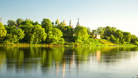 Ancient Russian city of Kolomna Stock Image