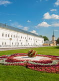In the ancient Russian city of Kolomna Stock Photography