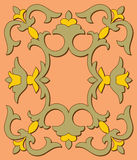 Ancient russian ornament Royalty Free Stock Images