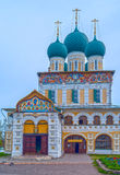 Ancient Russian Orthodox church Royalty Free Stock Image