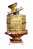 Ancient Russian samovar. Royalty Free Stock Images
