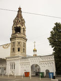 The ancient Russian town  Borovsk in July Stock Photo