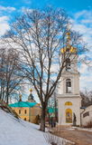 Ancient Russian town of Dmitrov Stock Image