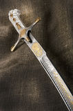 Ancient sabre Stock Photo