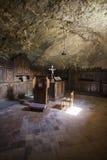 Ancient sacristy Stock Photos