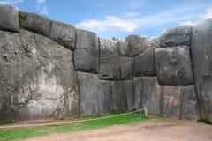 Ancient Sacsayhuaman Royalty Free Stock Photo