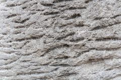 Ancient sandy rough stone. Textural background. Stock Image