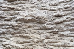Ancient sandy rough stone. Textural background. Stock Images