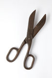 Ancient scissors Stock Photo