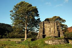 Ancient Scottish Brochs Royalty Free Stock Photos