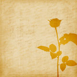 Ancient scratch abstract background Royalty Free Stock Images