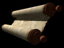 Ancient Scroll vector illustration