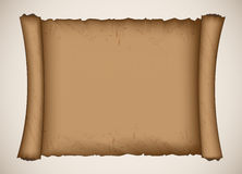 Ancient scrolls. Vector Royalty Free Stock Photo