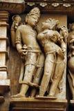 Ancient Sculpture Stock Photo