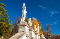 Ancient sculptures Royalty Free Stock Photos