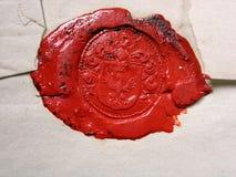 Ancient seal Royalty Free Stock Photo