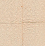Ancient serviette paper background. And surface texture Royalty Free Stock Images