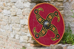Ancient Shield Stock Photos