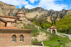 Ancient Shio-Mgvime monastery in Georgia Royalty Free Stock Images
