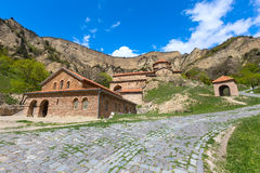 Ancient Shio-Mgvime monastery in Georgia Royalty Free Stock Image