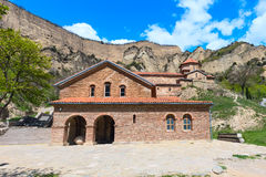 Ancient Shio-Mgvime monastery in Georgia Stock Images