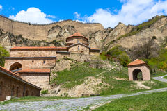 Ancient Shio-Mgvime monastery in Georgia Royalty Free Stock Photo