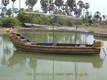 Ancient ship Stock Photo
